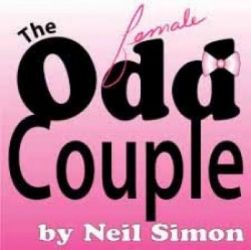 The Female Odd Couple